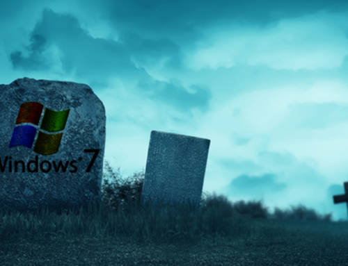 Windows 7 – The end of the Road
