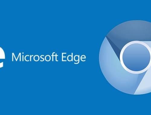 Microsoft shift to Chronium Engine